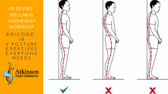 3 Posture Exercises Everyone Needs