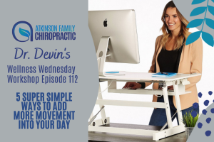 5 Super Simple Ways To Add More Movement Into Your Day