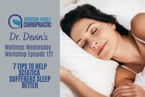 7 Tips To Help Sciatica Sufferers Sleep Better